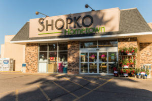 Front of Shopko store