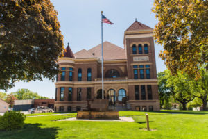 Watonwan County Court House