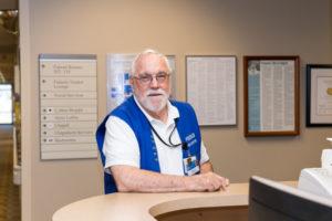 Mayo Clinic Volunteer