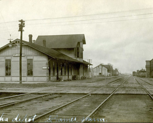 Railroad Depot