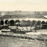 Roundhouse photo from 1880