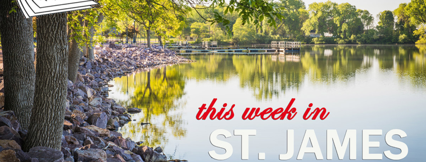 This week in Saint Peter